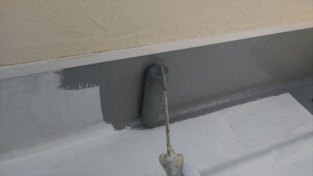 ベランダ防水塗装