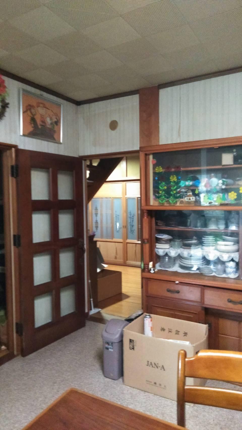 養老町でキッチン改装工事を行いました