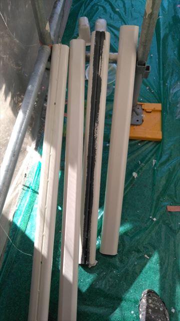 エアコンカバー塗装