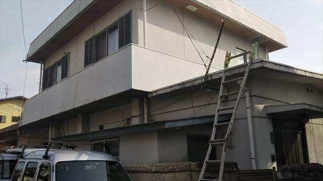 瑞穂市鉄筋コンクリート造の住宅の現場調査を行いました。
