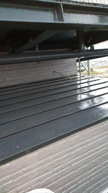 安八町屋根工事