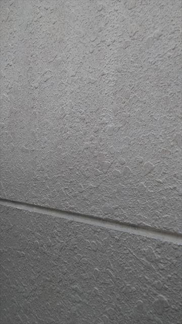 北方町外壁下塗り作業