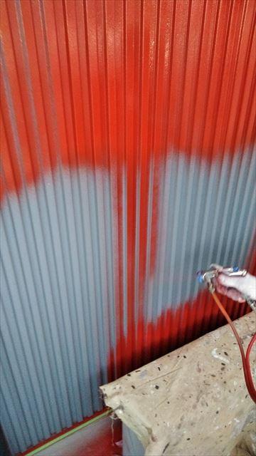 瑞穂市外壁下塗り