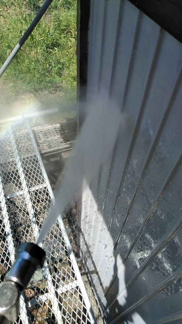 大垣市の高圧洗浄